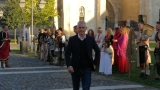 Virgil Ianțu, surprins cu un moment special la Alba Iulia