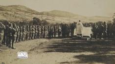Preoții români pe frontul Primului război mondial