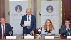 Academia Română - Prezentul continuu