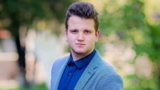 Flavian Glonț, românul care l-a uimit pe Simon Cowell, vine la Marina Almașan