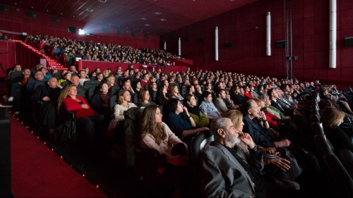 A început Les Films de Cannes à Bucarest. TVR partener media al festivalului