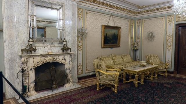 Casa din Primaverii a familiei Ceausescu