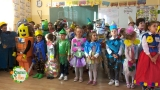 Copii actiune de ecologizare