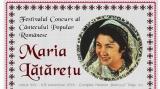 Festivalul concurs Maria Lătăreţu – în direct la TVR
