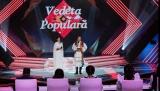 """Un fost concurent se întoarce la """"Vedeta populară"""" şi se califică în semifinală"""