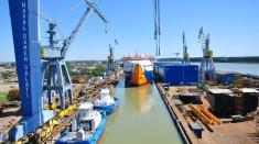 Șantierul Naval din Galați, un generator de investiţii