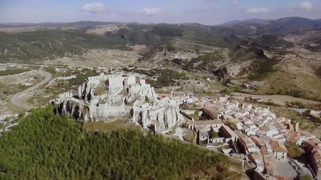 """""""Cap compas"""" ajunge în provincia Castellon din regiunea Valencia"""