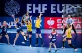 Derbiul Europeanului de Handbal feminin, România-Olanda - 24 la 29