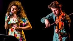 Concert extraordinar Sanem Kalfa și George Dumitriu, la REMIX