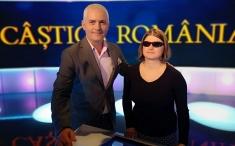 """Povestea MAGDALENEI IURESCU, tânăra nevăzătoare de la """"Câştigă România!"""""""