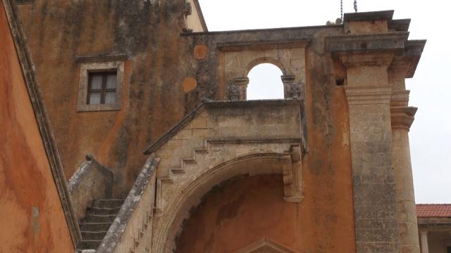 Manastirea Sf Treime Creta