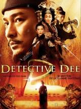Detectivul Dee şi misterul flăcării-fantomă