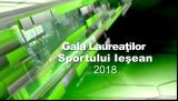 Gala Laureaţilor Sportului Ieşean 2018