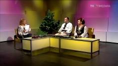 Ciprian Roman şi Carmen Popovici Dumbravă la Cântec și Poveste