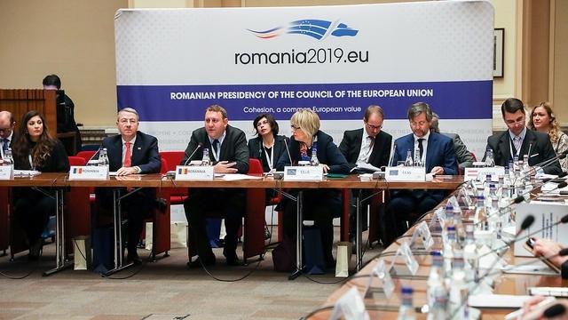 Preluarea Presedintiei Consiliului UE