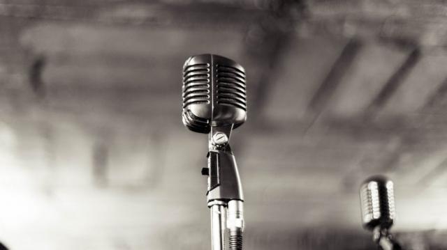 Eurovision microfon