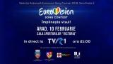 Eurovision România: semifinala de la Arad, ultimul pas înainte de Marea Finală