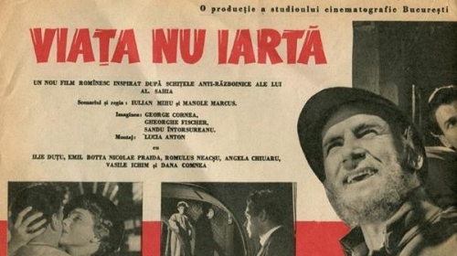 Invitaţie de weekend la film românesc pe TVRi