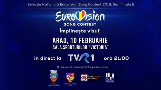 Semifinala Arad