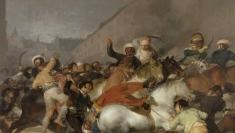 """La Teleenciclopedia: """"2 Mai 1808, la Madrid"""", de Goya"""