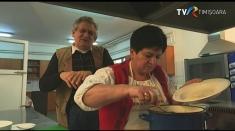 Crumpi cu zamă și becsinalt în zona Aradului