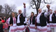 Mărțișorul românesc, vestitorul primăverii bavareze