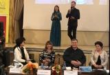 Marina Almăşan, noutăţi pe TV şi în librării