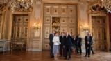 Ora regelui: Vizită istorică în capitala Franţei
