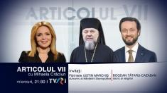 Articolul VII: Lumina Sfântă a Învierii şi vizita Papei Francisc în România