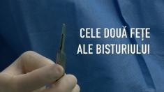 """""""Cele două feţe ale bisturiului"""", primul reportaj al noului sezon Dosar România"""