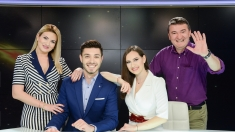 Echipă nouă de prezentatori la Matinalul TVR 1