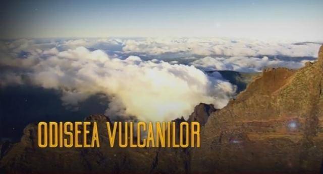 odiseea vulcanilor