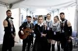 Ester Peony a făcut primele repetiții pe scena Eurovision 2019