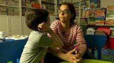 Giorgiana este mamă a doi copii, ambii diagnosticați cu autism