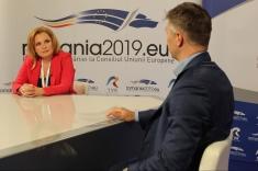 """Accesarea fondurilor europene, luni la """"Banii Tăi"""""""