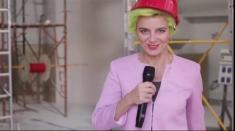"""Gianina face """"Fețe-fețe"""" la TVR1!"""