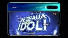 Rețeaua de Idoli te provoacă să câștigi un Huawei P30
