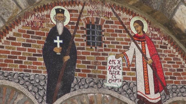 Biserica Sf Parascheva Serbia