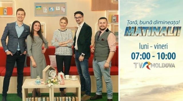 Matinalii TVR MOLDOVA