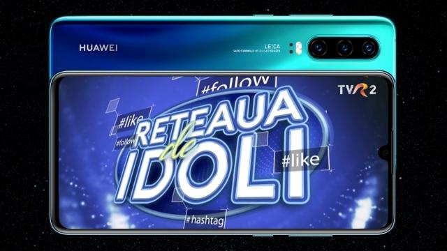 Reteaua de Idoli - concurcs Huawei