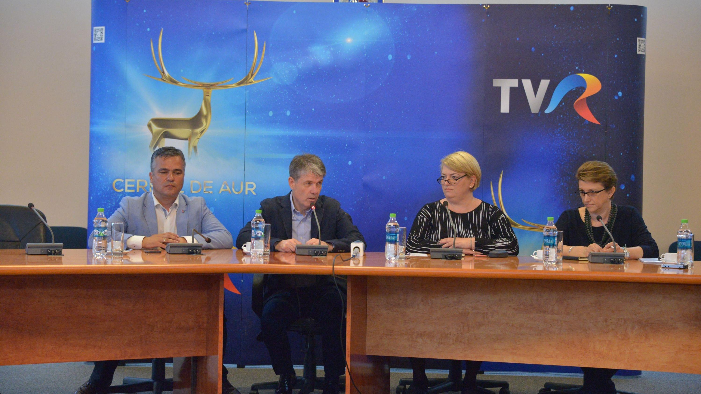 TVR, Primăria Brașov și Consiliul Județean Brașov, parteneri pentru Cerbul de Aur