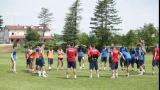 Lotul României U21, la antrenamente în formulă completă