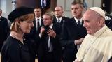 Ora Regelui: întâlnirea Familiei Regale a României cu Sanctitatea Sa Papa Francisc