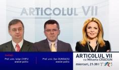 Despre schimbările politice din Europa, la