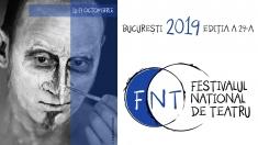 Pregătiri pentru Festivalul Naţional de Teatru 2019
