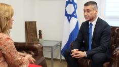 """Ambasadorul Israelului, în prima ediție """"Banii Tăi"""" din sezonul 8"""