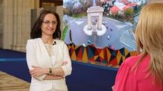 Banii tăi: Interviu cu Daniela Cîmpean, Președintele Consiliului Județean Sibiu