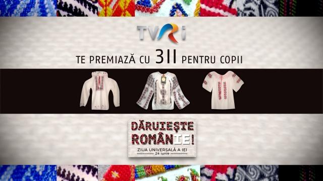 Concurs: Răspândeşte cultură. Dăruieşte RomânIE!