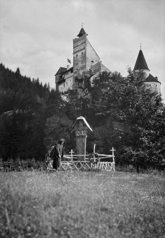 """România Mare fotografiată de Hoppe, 1923"""""""