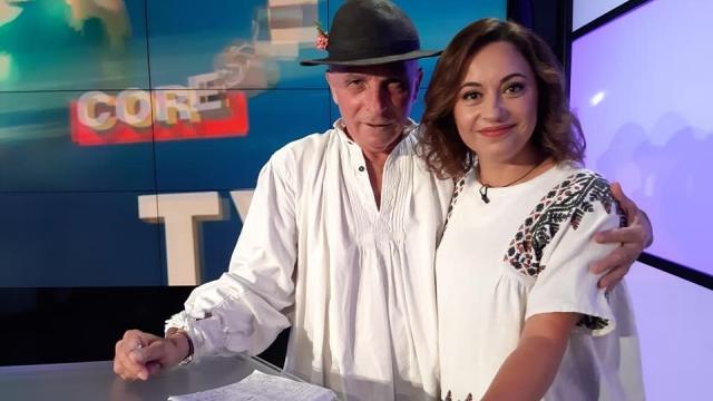 Corina Dobre și Grigore Leșe